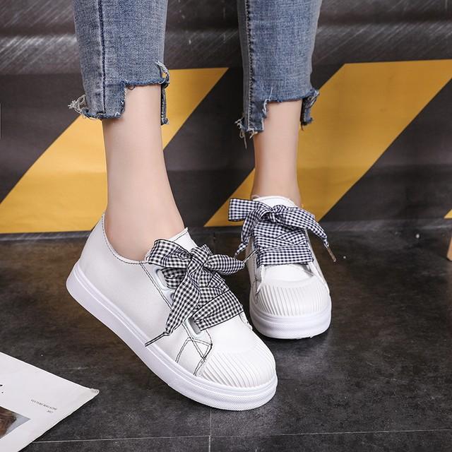 【shoes】スニーカーレディースキャンパスカジュアル合わせやすい