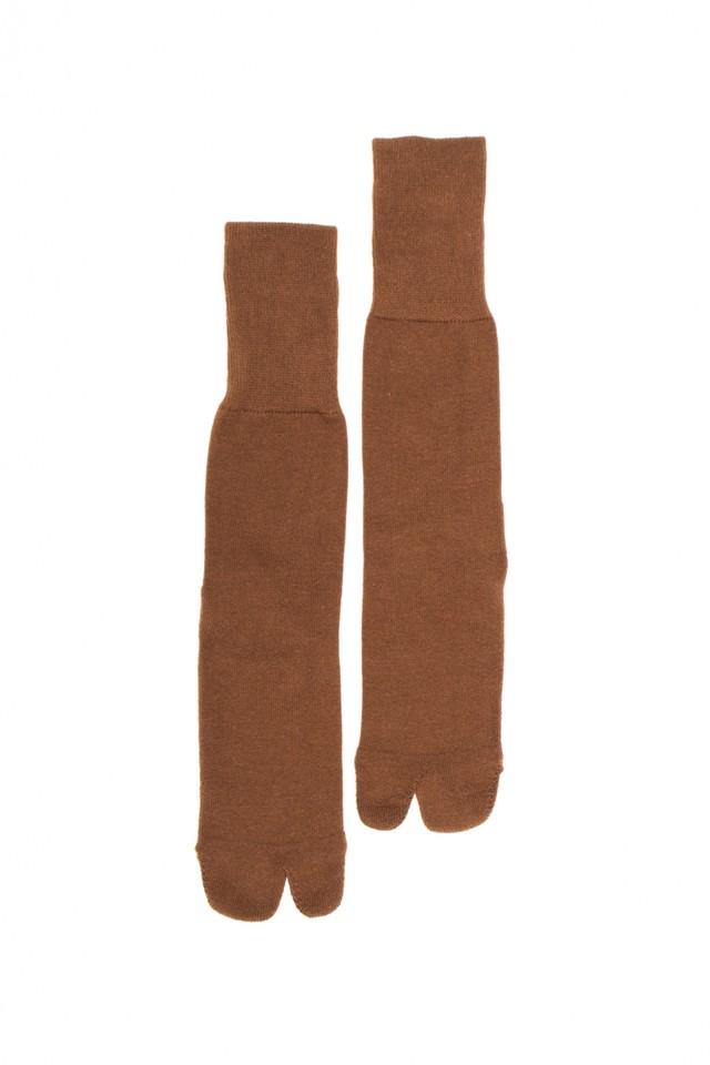 New Standard Socks(Brown)