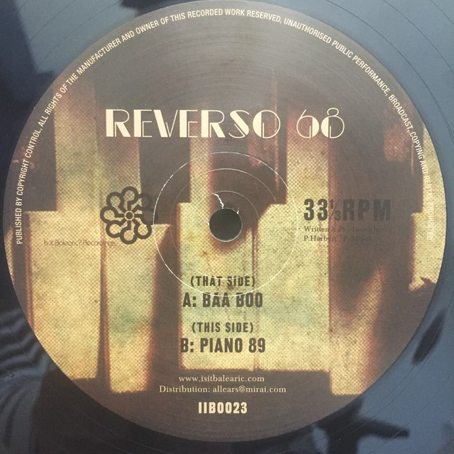 Baa Boo / Reverso 68