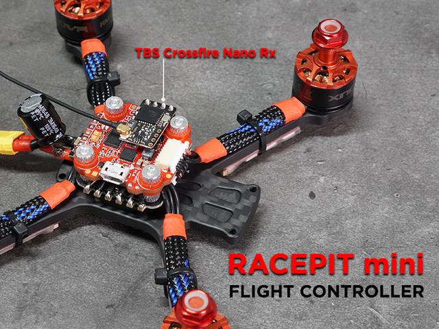 【セット商品】RACEPIT MINI + Spedix GS40F ESC コンボ
