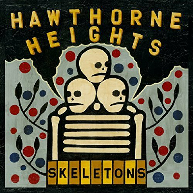 【USED】Hawthorne Heights / Skeletons