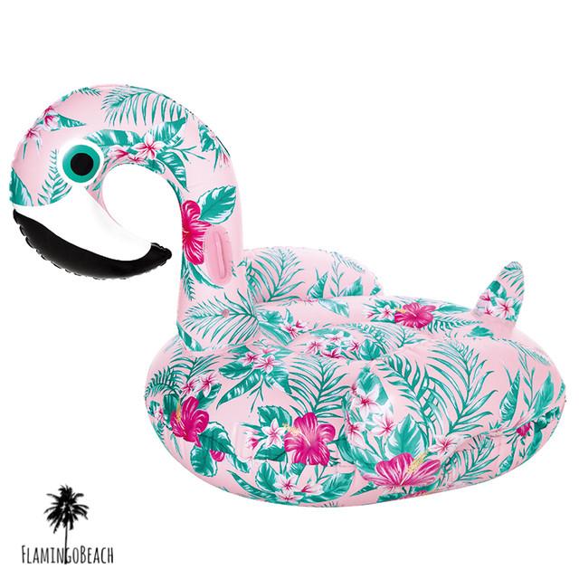 【FlamingoBeach】flamingo big float フラミンゴ浮き輪 59102