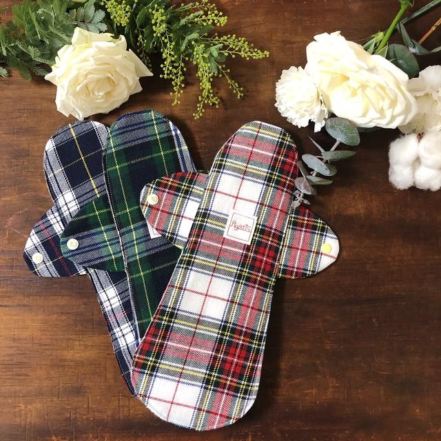 新春セール8日まで!お得!3枚セット。布ナプキン 量が多い日用