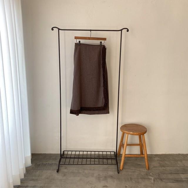 fringe wrap skirt【2012-13】