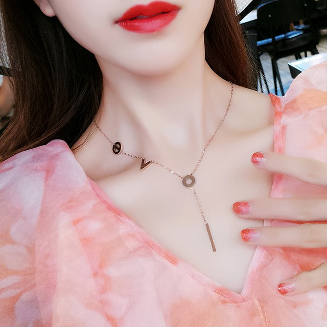 【小物】アクセサリー蝶シンプルネックレス合わせやすい