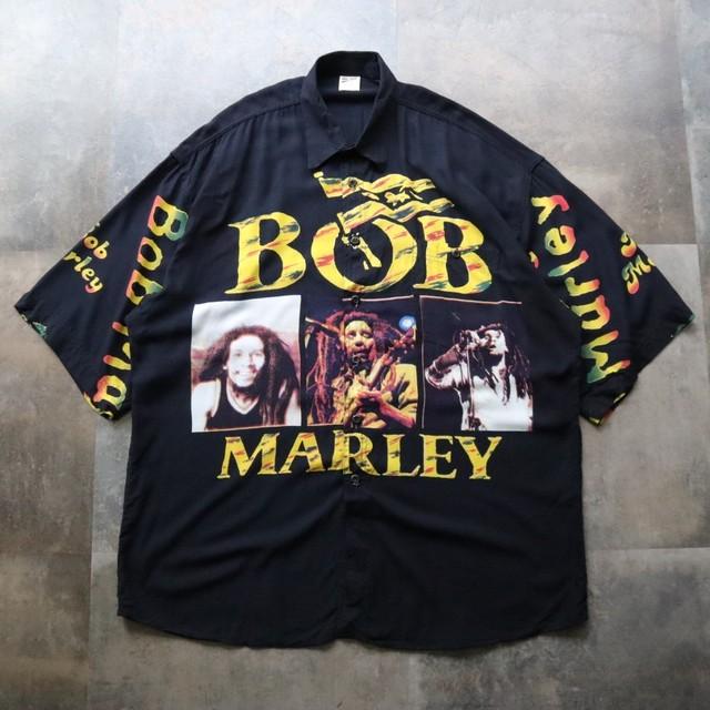 BOB MARLEY design shirt