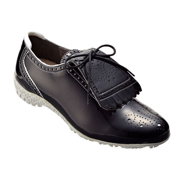 【Ladies'】 SABRINA patent-black