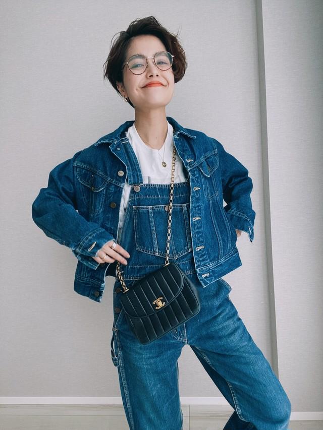 (OT047)80's LEE Denim Jacket made in USA