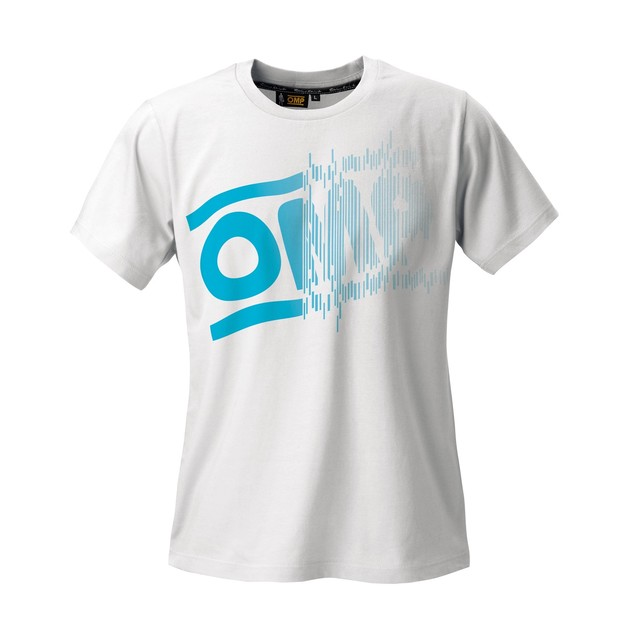 OR5904020  Racing Spirit T-Shirt (White)