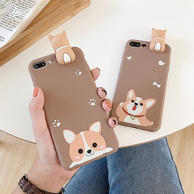 【オーダー商品】Dog hip iphone case