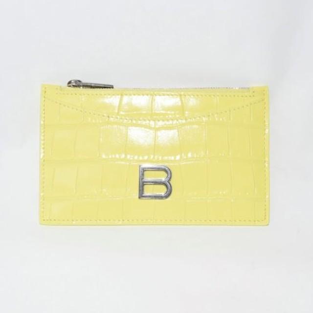 BALENCIAGA  CASH ラージロングコインケース&カードホルダー