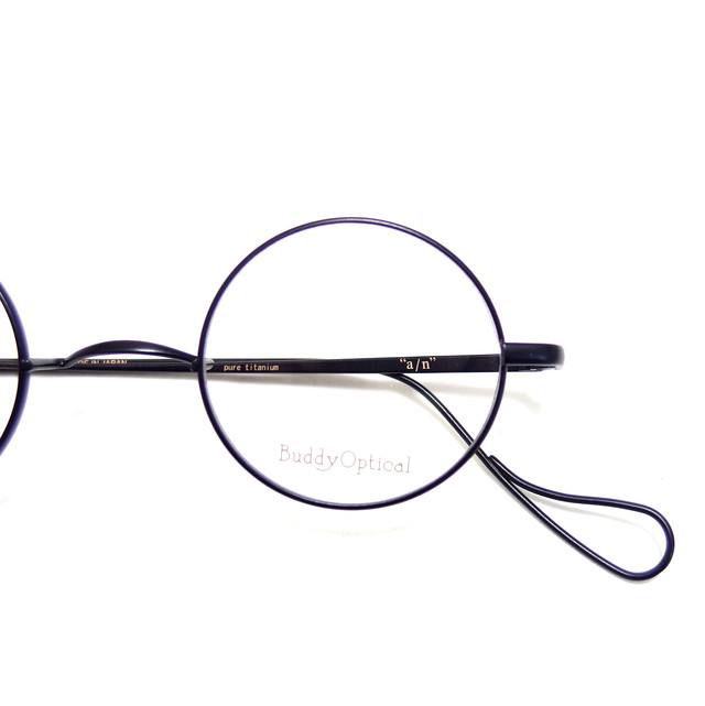 "【Buddy Optical】a/n  ""Matte Black"""