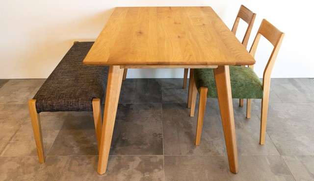 Cargo Dining Table 150 , OAK Natural