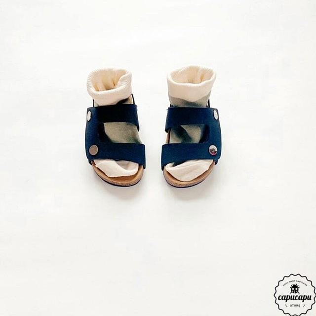 «予約» Back strap sandal