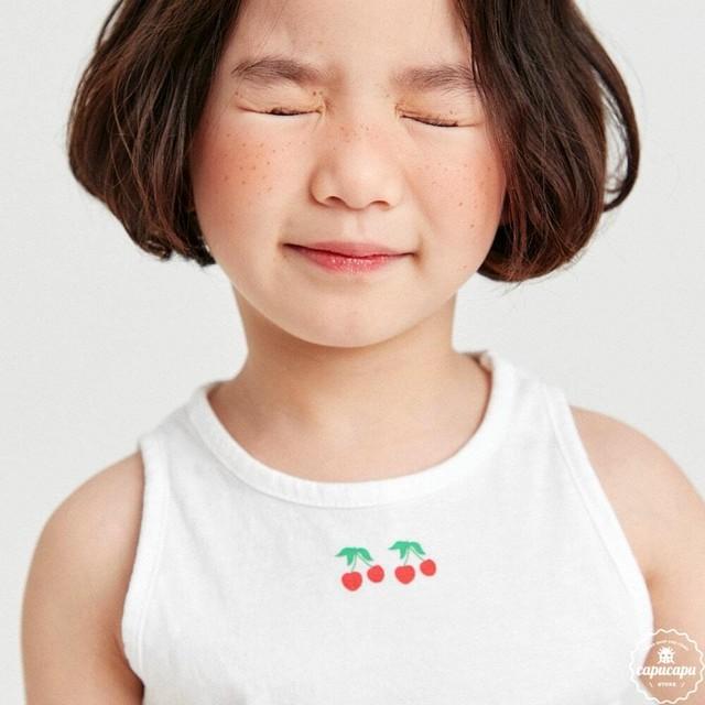 «予約» cherry tops  さくらんぼトップス