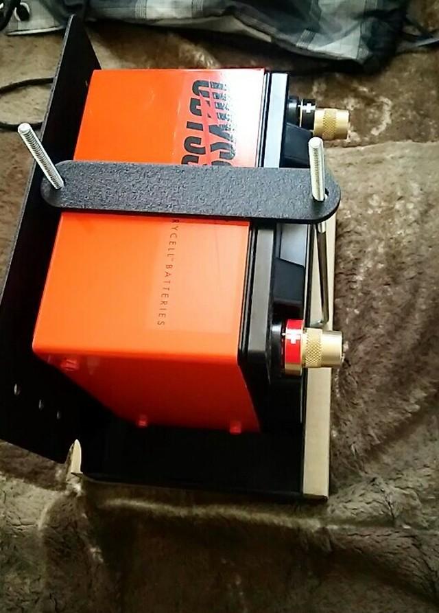 【モニター特価】MSアクセラ(BK/BL) ODYSSEYドライバッテリー搭載キット