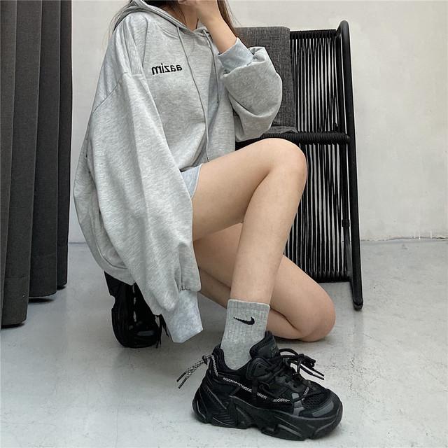 【シューズ】ストリートシンプルファッションスニーカー34375320
