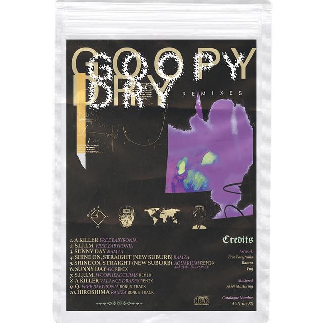 【予約/CD+冊子】Free Babyronia / Ramza - Goopy Dry Remixes
