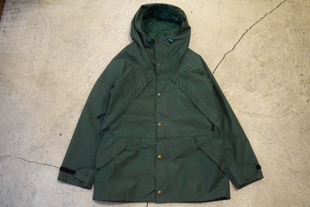 USED 80s Early Winters GORE-TEX Mountain Parka -Medium J0629