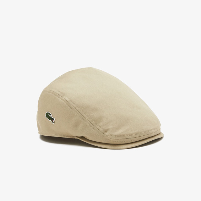 LACOSTE BASIC COTTON HUNTING BEIGE