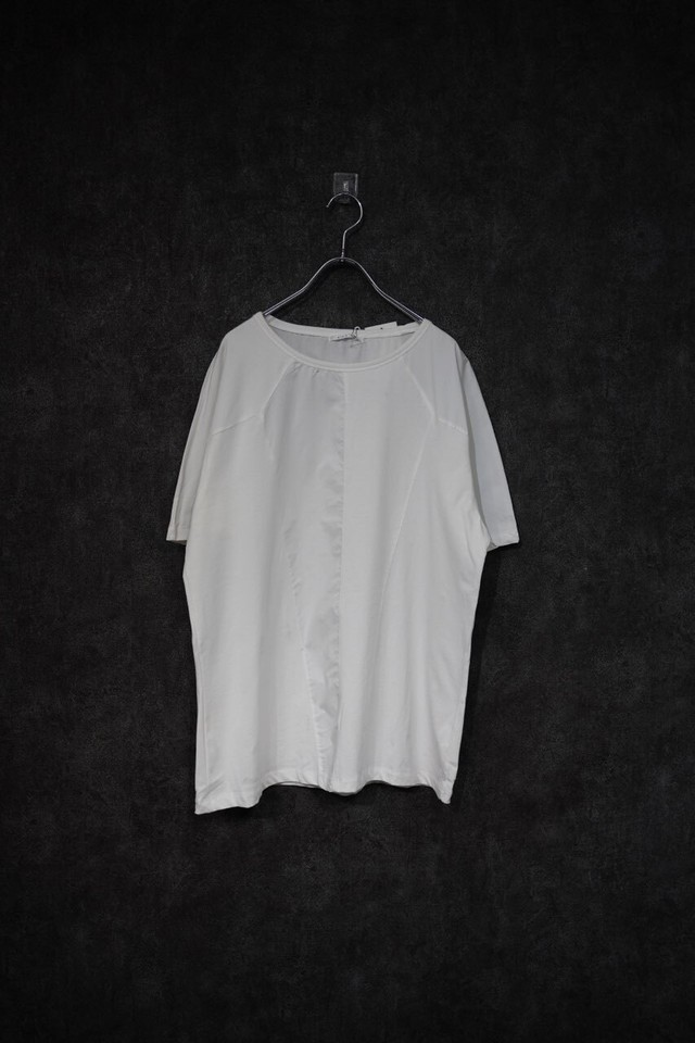 【2021緊急事態延長SALE】 keisukeyoneda diamond Tee White