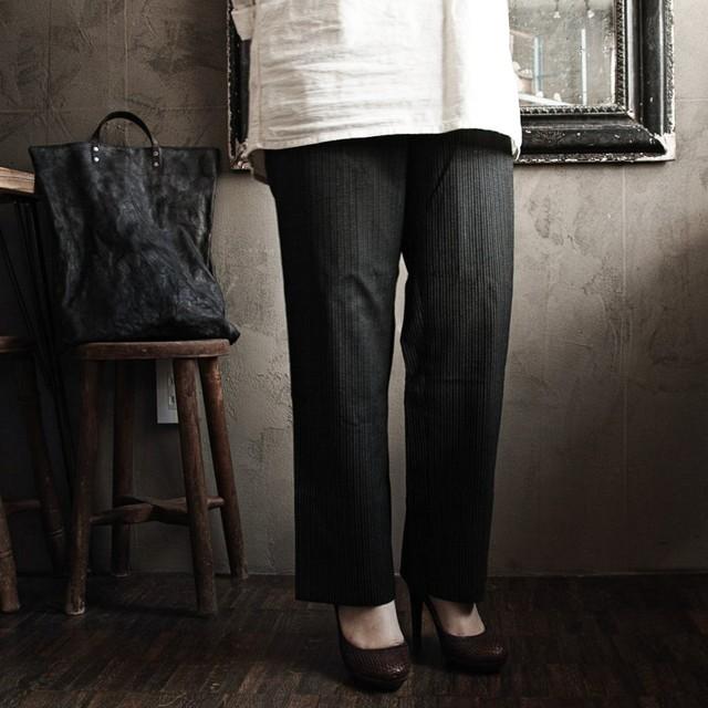 Japan wool pants