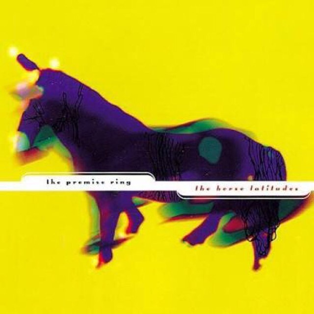 【USED】The Promise Ring ‎/ The Horse Latitudes