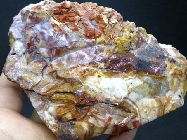 ※SALE※レインボー カルセドニー 643,4g RCD010 玉髄 鉱物 原石 天然石 パワーストーン