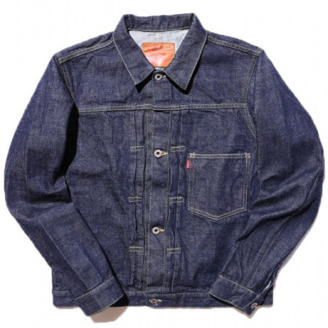 JELADO 44DENIM JACKET インディゴ [JP94404]