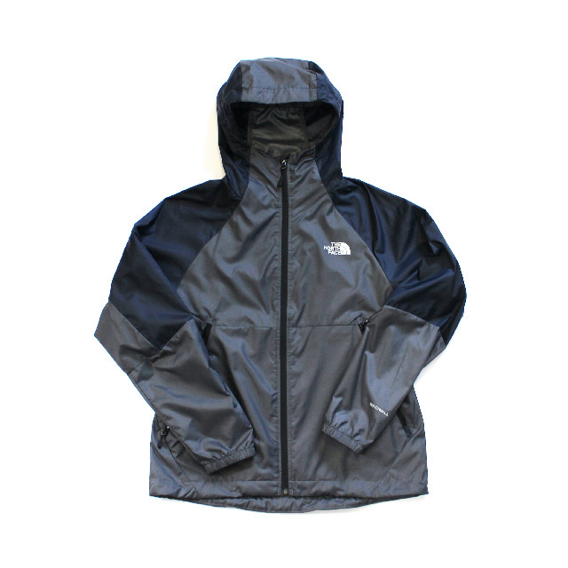 Import / The North Face Windwall Zip Hooded Jacket