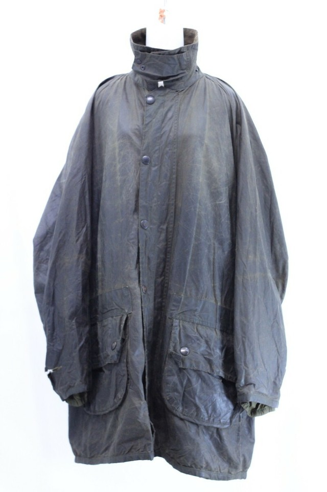 80's LONDON FOG balmacaan coat