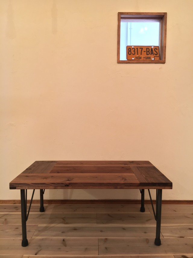 Sugi Low Table A Type