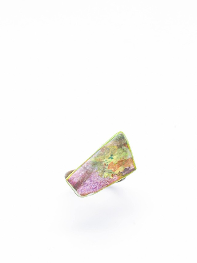 """""""Colorful"""" ring"""