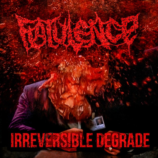 FLATULENCE『Irreversible Degrade』CD