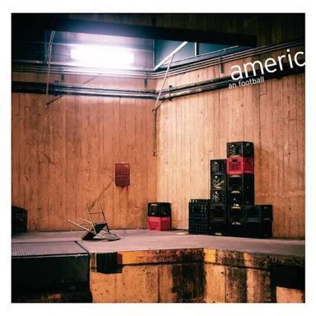 【USED】american football / EP