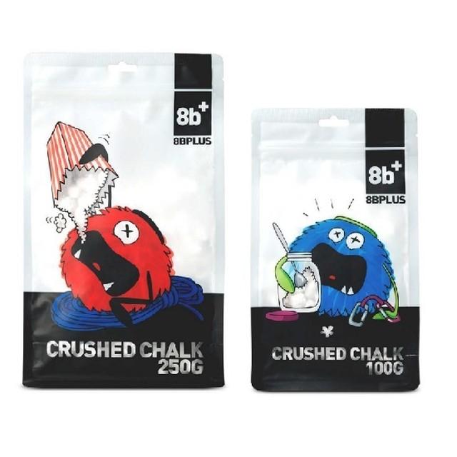 【8b+】エイトビープラス【Crush Chalk 100g】クラッシュチョーク 100g