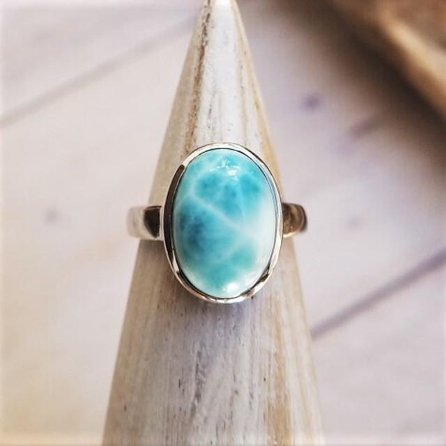 Larimar Ring 18388992-j