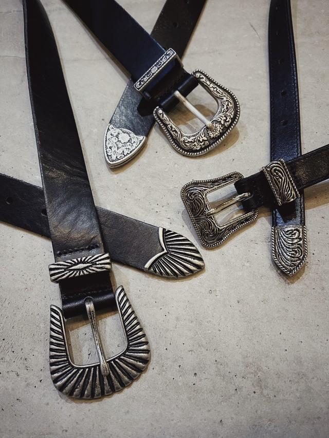 import leather belt