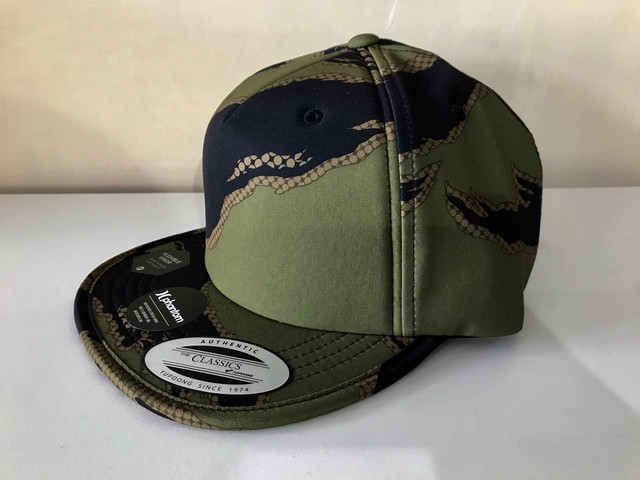 "KICKS/HI x HURLEY PHANTOM FORMLESS WATER CAP ""HALF CAMO""  (DISRUPT CAMO/BLACK)"