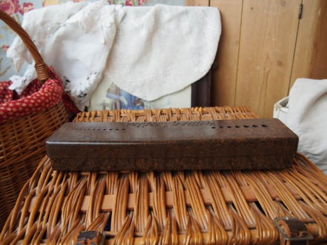 編み針ケース(茶)