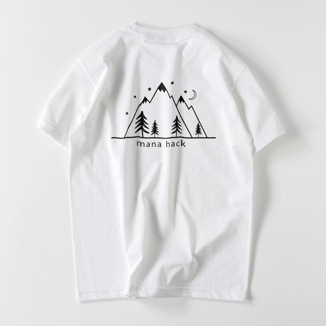 mana hack t-shirt 【MA-8021001】