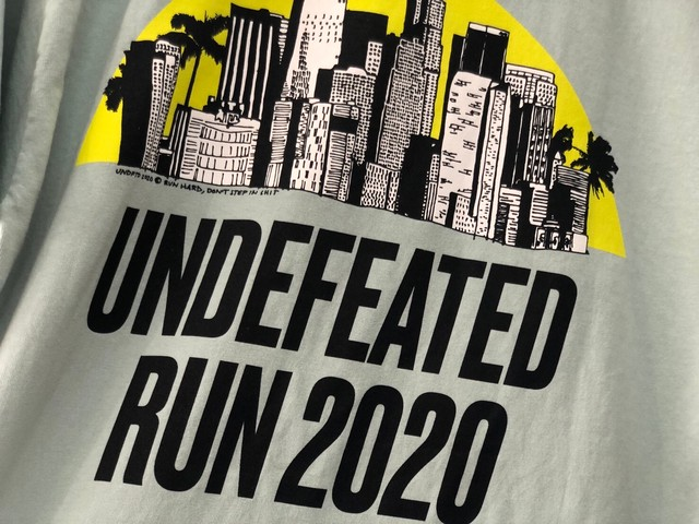 UNDEFEATED 2020 TEE MEDIUM 10JD 5732