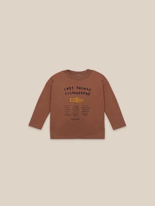 【先行予約】bobochoses lost thing recollector long sleeve t-shirt ロンT