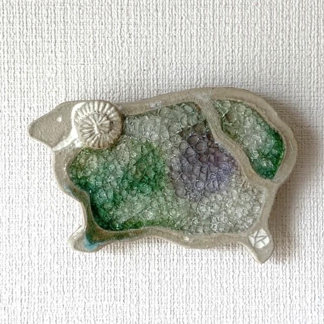 夢色の羊 E(壁掛け)