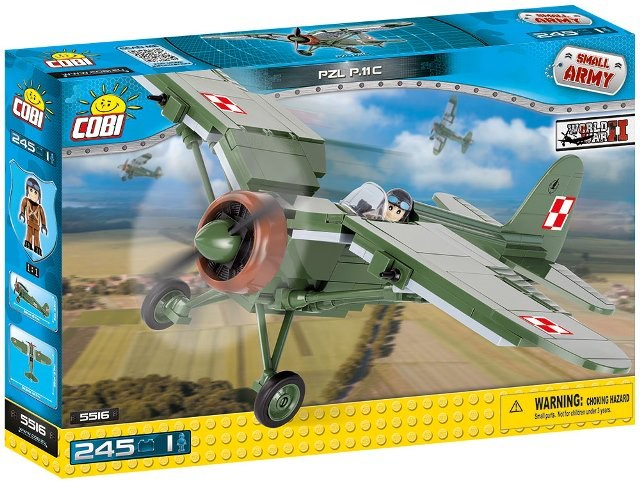 COBIi #5546 スピットファイア Mk. IX 整備セット