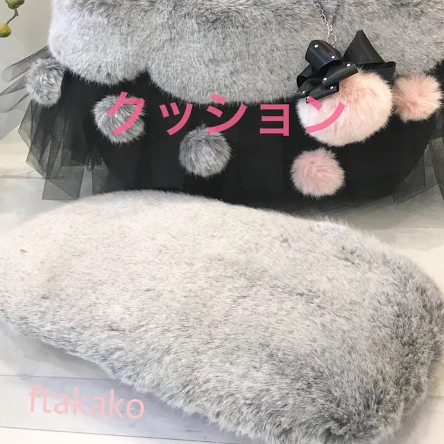 4キロ用ドッグキャリー用エコクファークッション〜カスタマイズメニュー