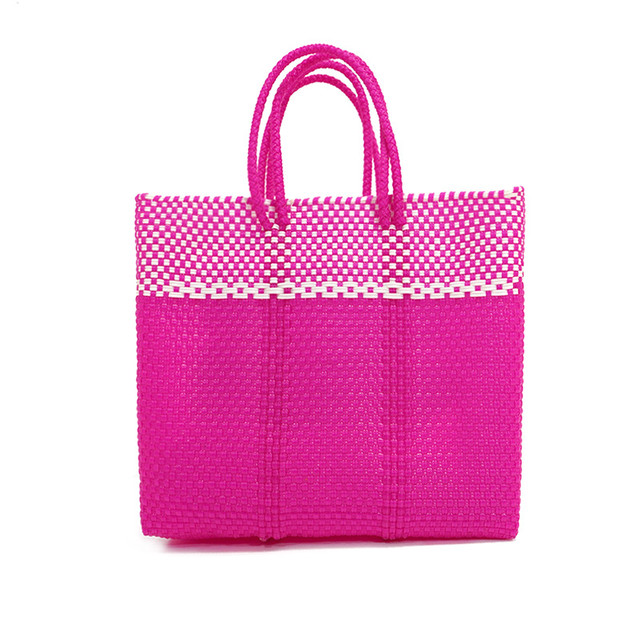 MERCADO BAG DULCES - Pink(M)