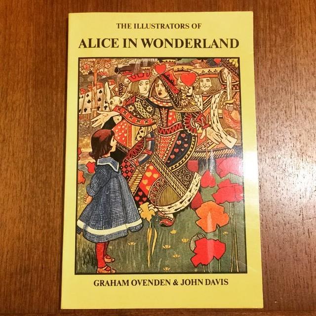 不思議の国のアリス 挿絵集「The Illustrators of 'Alice in Wonderland' and 'Through the Looking Glass'」 - メイン画像