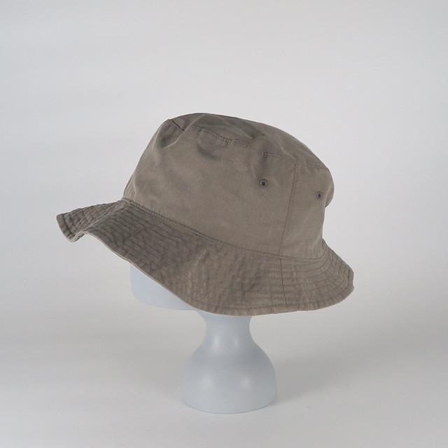 AW20-BD-2 Gabardine W-Face Hat - KHA