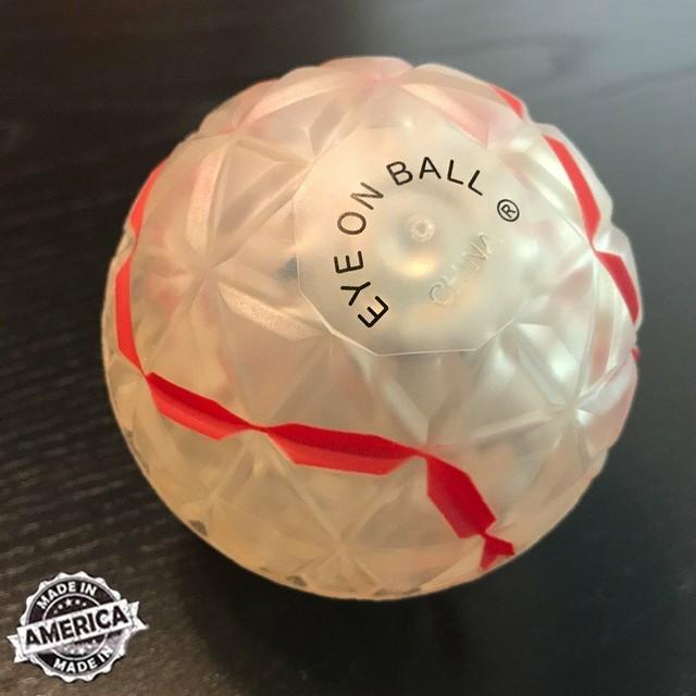 トレーニングボール ベクターボール 視覚トレーニング Vectorball 野球用品 野球ボール